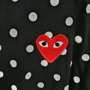 Authuentic Comme Des Garcons long sleeve shirt